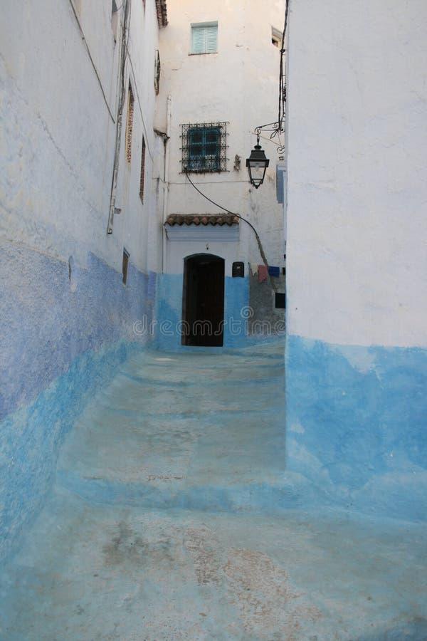 Οδός του Μαρόκου στοκ φωτογραφίες