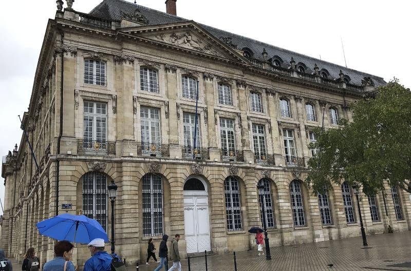 Οδός του Μπορντώ, Γαλλία στοκ φωτογραφίες με δικαίωμα ελεύθερης χρήσης