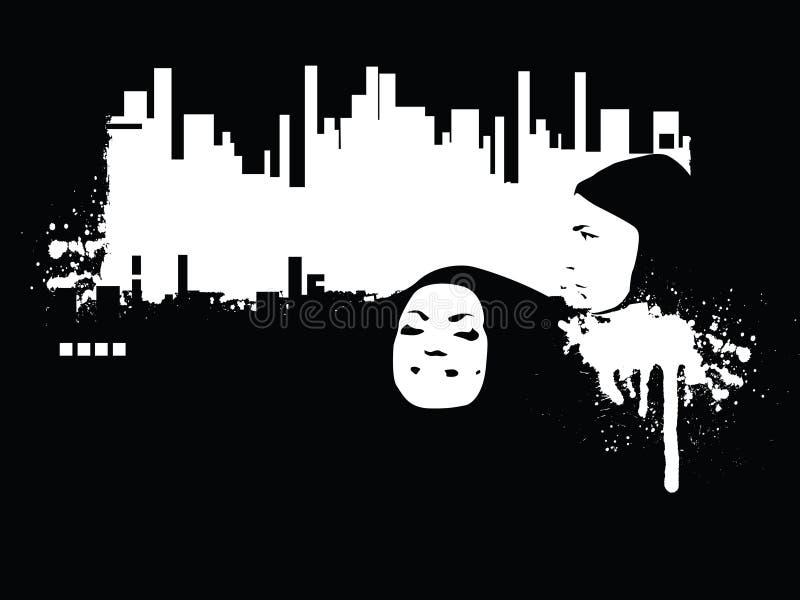 Download οδός του BG τέχνης απεικόνιση αποθεμάτων. εικονογραφία από χρώμα - 2227349