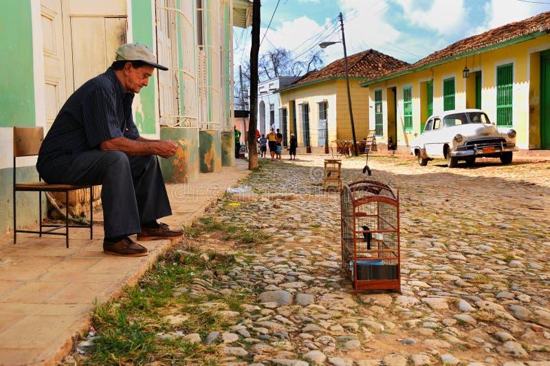 οδός Τρινιδάδ Οκτωβρίου &ta στοκ φωτογραφίες με δικαίωμα ελεύθερης χρήσης