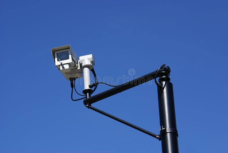 οδός φωτογραφικών μηχανών στοκ εικόνα