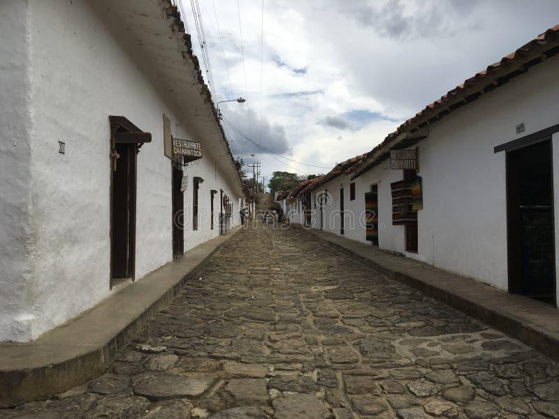 Οδός Guaje στοκ εικόνες