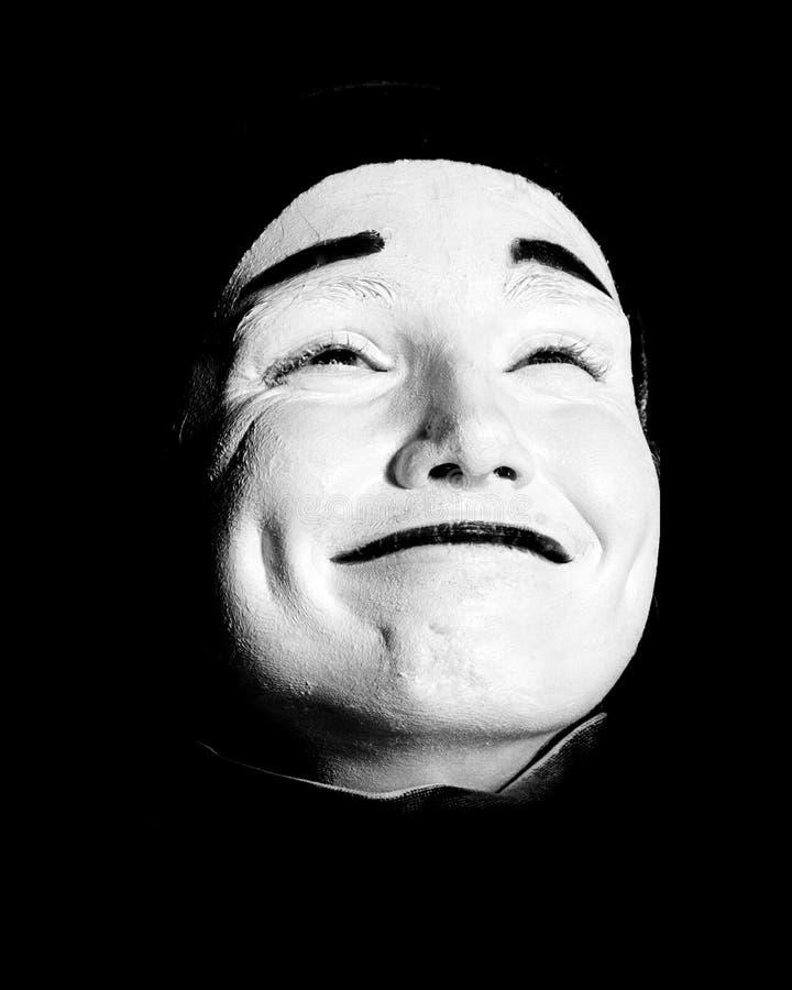 Οδός mime. στοκ φωτογραφίες με δικαίωμα ελεύθερης χρήσης