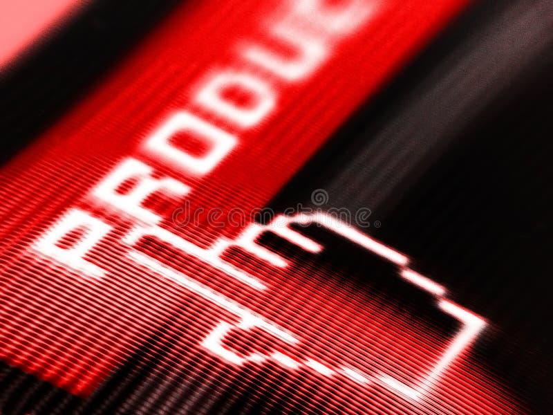 οθόνη προϊόντων στοκ φωτογραφίες με δικαίωμα ελεύθερης χρήσης