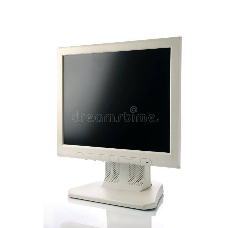 οθόνη LCD στοκ εικόνα
