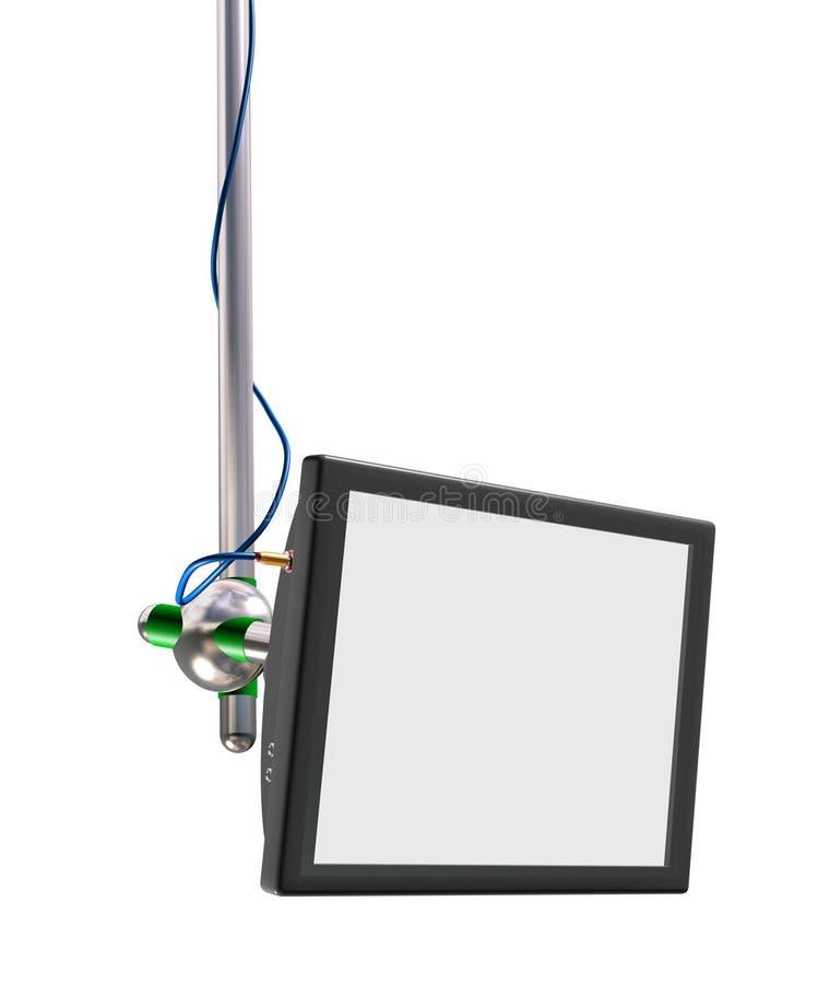 οθόνη LCD απεικόνιση αποθεμάτων