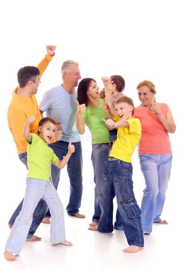 οικογένεια επτά στοκ φωτογραφίες με δικαίωμα ελεύθερης χρήσης