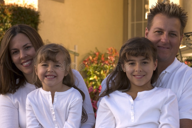 οικογένεια ευτυχής