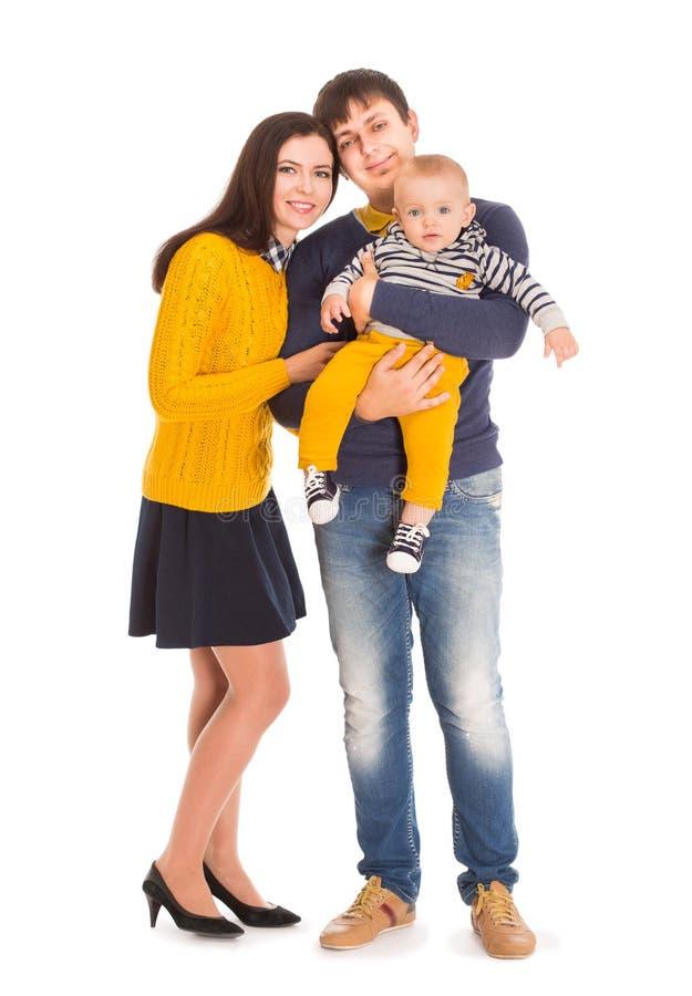 οικογένεια μωρών στοκ φωτογραφία με δικαίωμα ελεύθερης χρήσης