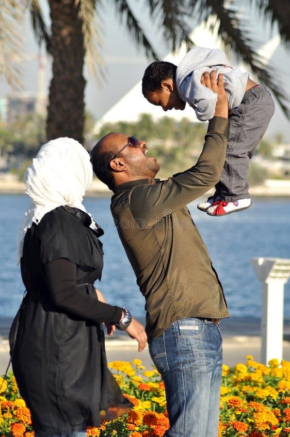 οικογενειακά ευτυχή ι&nu στοκ φωτογραφία με δικαίωμα ελεύθερης χρήσης