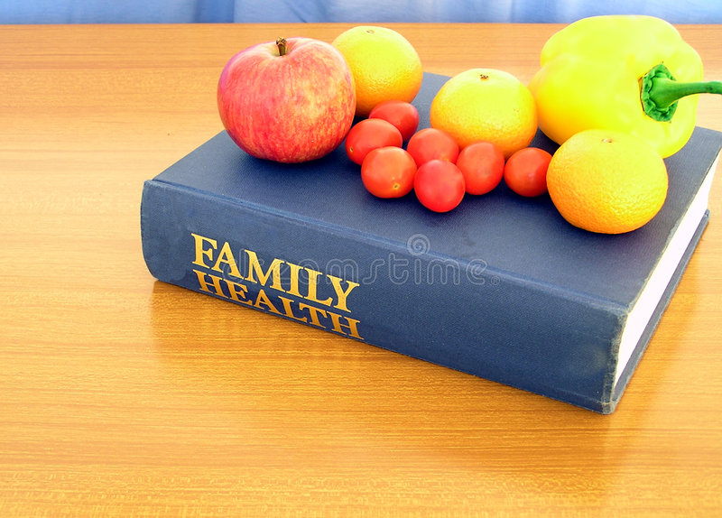 οικογενειακή υγεία στοκ φωτογραφία