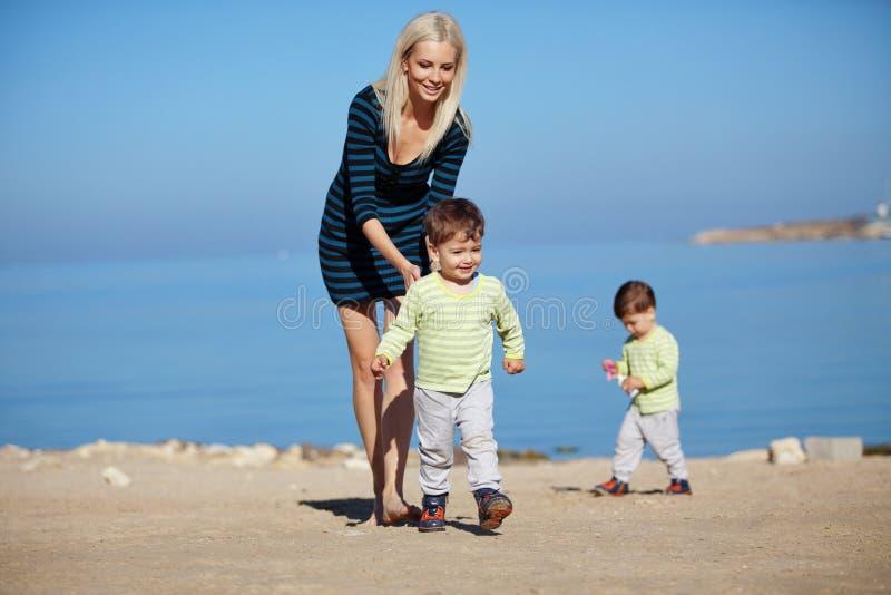 οικογενειακός ελεύθ&epsil στοκ φωτογραφίες