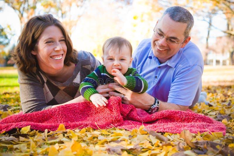 Οικογενειακός χρόνος στοκ εικόνες με δικαίωμα ελεύθερης χρήσης
