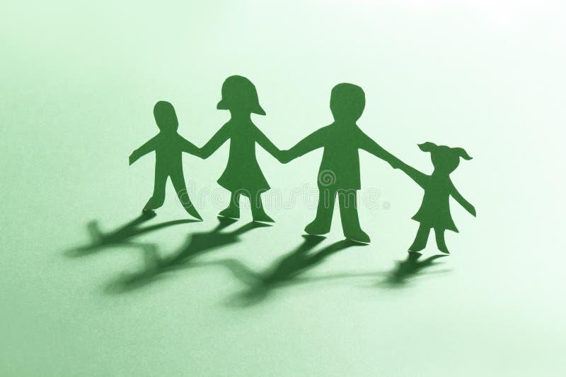 οικογενειακό έγγραφο στοκ φωτογραφία με δικαίωμα ελεύθερης χρήσης