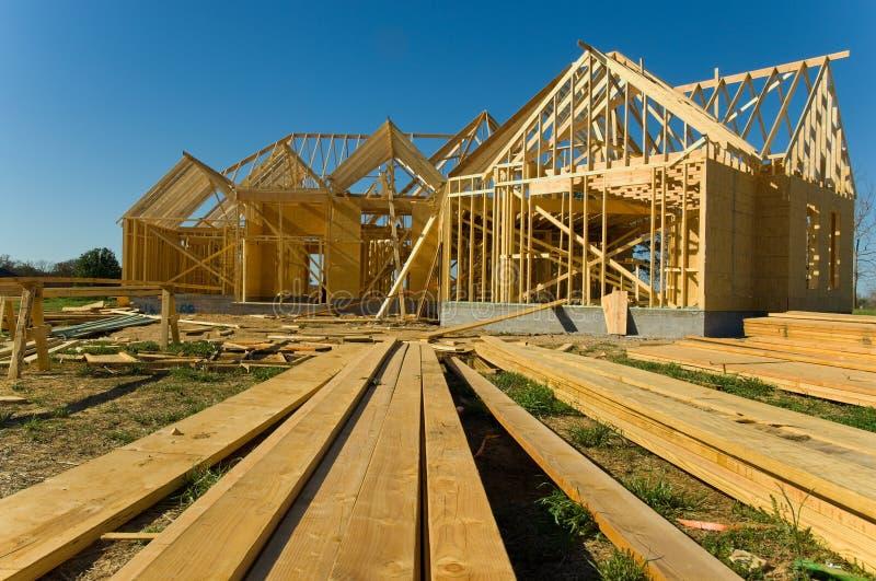 Οικοδομική Βιομηχανία στοκ εικόνα με δικαίωμα ελεύθερης χρήσης
