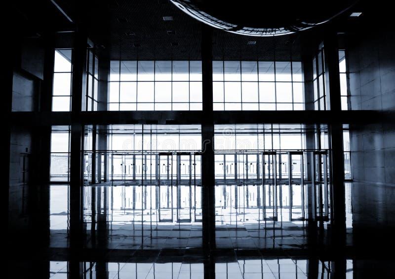 οικοδόμηση αρχιτεκτονικής σύγχρονη στοκ φωτογραφία