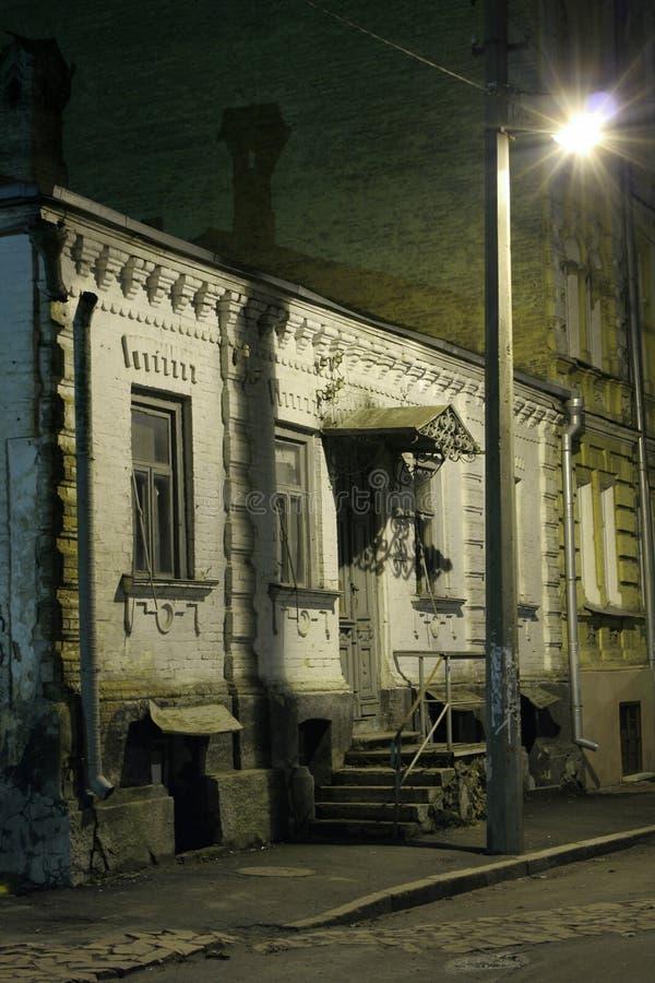 οικοδόμηση kyiv παλαιά στοκ εικόνες