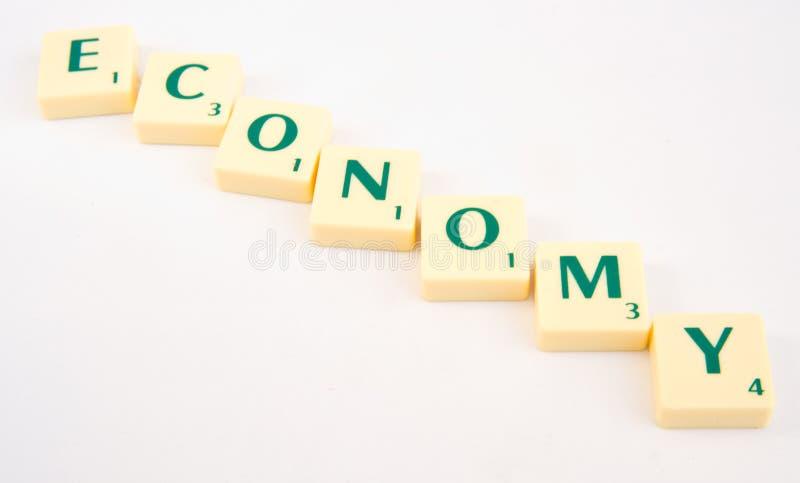 οικονομία μείωσης στοκ εικόνα με δικαίωμα ελεύθερης χρήσης