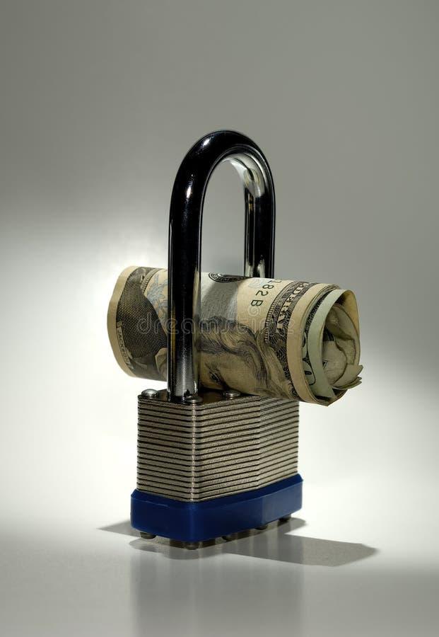 οικονομική ασφάλεια στοκ εικόνα