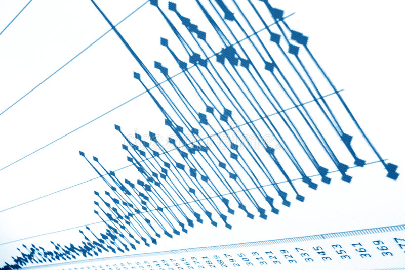 οικονομική γραφική παράσ&tau απεικόνιση αποθεμάτων