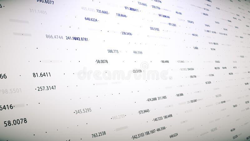 Οικονομικοί αριθμοί και διαγράμματα που παρουσιάζουν αυξανόμενα κέρδη στοκ φωτογραφία με δικαίωμα ελεύθερης χρήσης