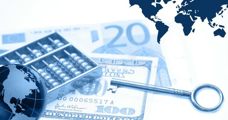 οικονομικό montage στοκ εικόνες με δικαίωμα ελεύθερης χρήσης