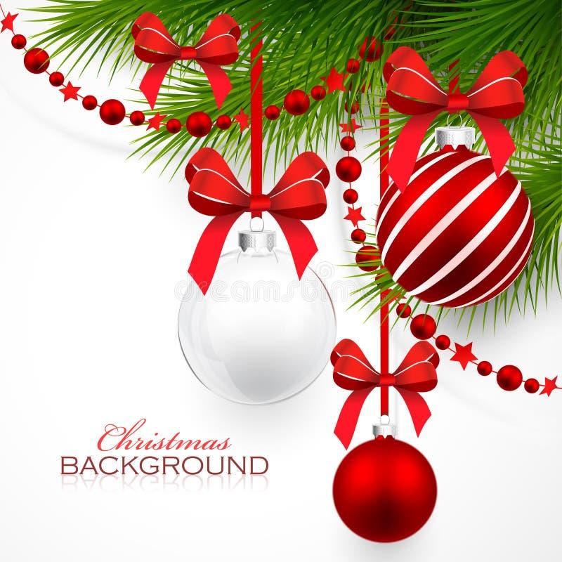 οικολογικός ξύλινος διακοσμήσεων Χριστουγέννων διανυσματική απεικόνιση