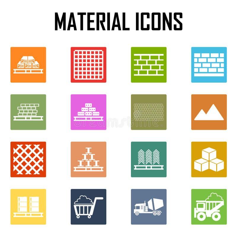 Οικοδομικά υλικά απεικόνιση αποθεμάτων