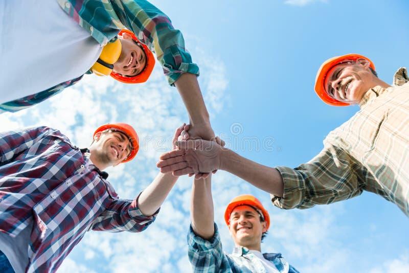 Οικοδομική Βιομηχανία στοκ φωτογραφία με δικαίωμα ελεύθερης χρήσης