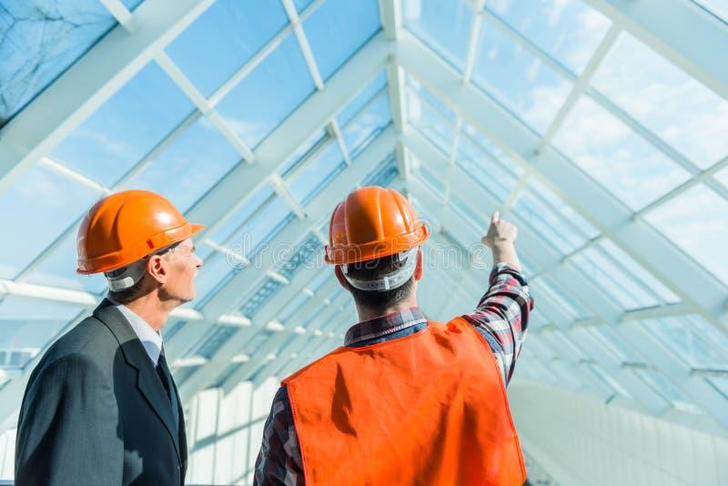 Οικοδομική Βιομηχανία στοκ εικόνες