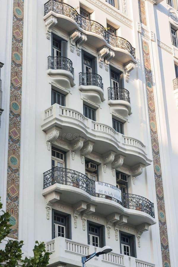Download οικοδόμηση του ιστορικού Μοντεβίδεο Ουρουγουάη Στοκ Εικόνα - εικόνα από λατινικά, στόκος: 62707003