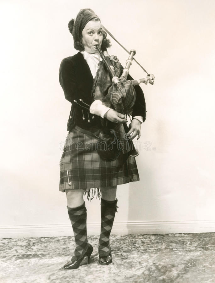 Οι ήχοι της Σκωτίας στοκ φωτογραφίες με δικαίωμα ελεύθερης χρήσης