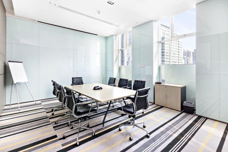 Οι αίθουσες συνεδριάσεων είναι πολύ καθαρές και άνετες στοκ φωτογραφία με δικαίωμα ελεύθερης χρήσης