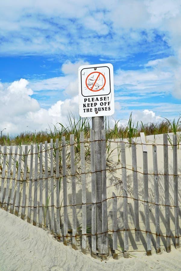 οι αμμόλοφοι αποφεύγουν στοκ φωτογραφίες