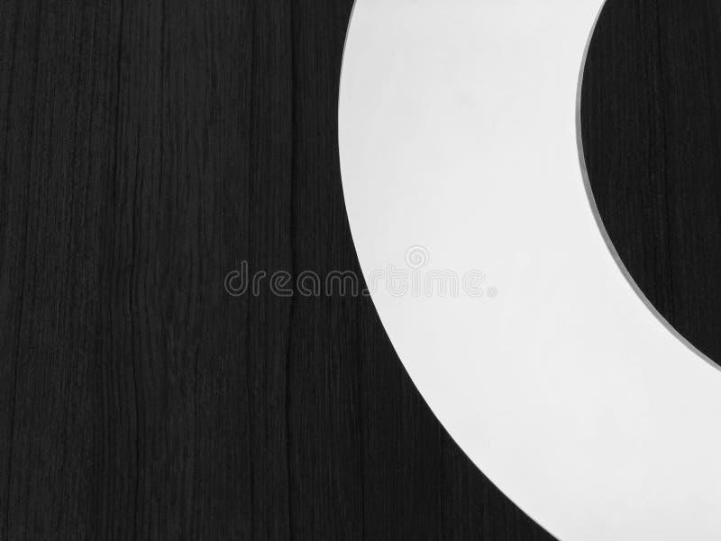 Οι αριθμοί μερών στο μέτωπο του σπιτιού, κλείνουν επάνω στοκ εικόνα με δικαίωμα ελεύθερης χρήσης