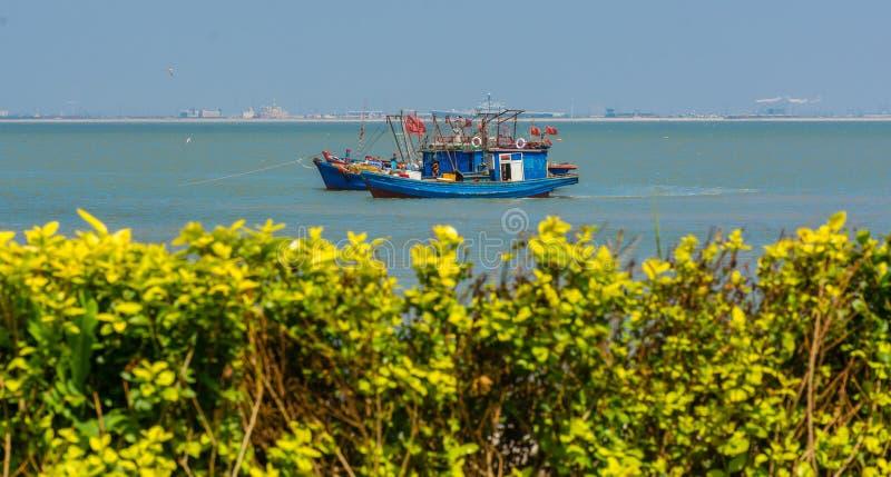 Οι βάρκες από κοινού στοκ φωτογραφία με δικαίωμα ελεύθερης χρήσης