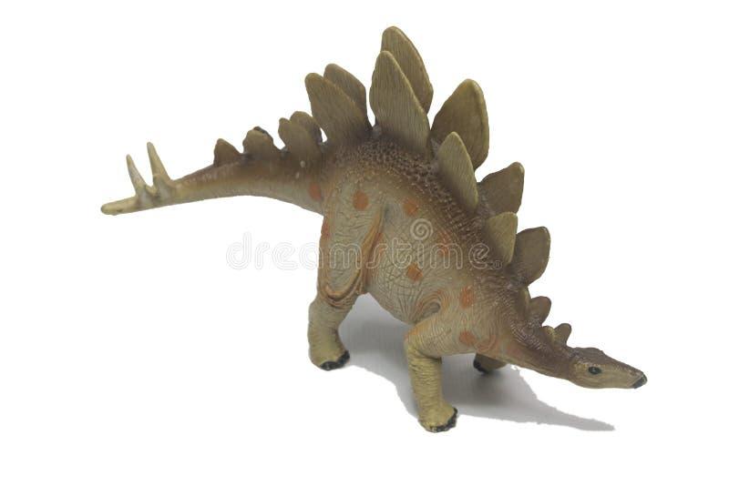 Οι δεινόσαυροι παιχνιδιών αποτελούνται από το πλαστικό στοκ φωτογραφίες με δικαίωμα ελεύθερης χρήσης