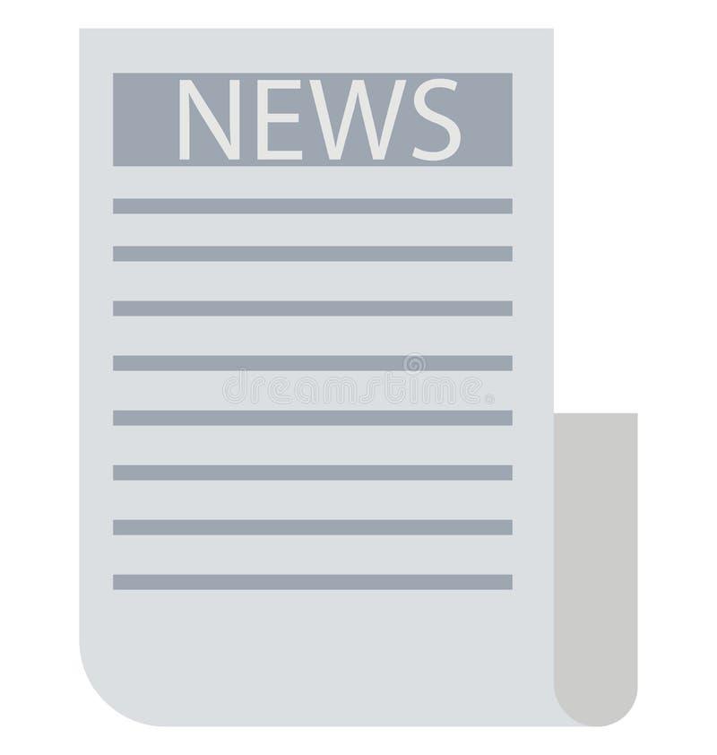 Οι ειδήσεις, περιοδικό τα απομονωμένα που διανυσματικά εικονίδια μπορούν να είναι τροποποιούν με οποιοδήποτε ύφος ελεύθερη απεικόνιση δικαιώματος