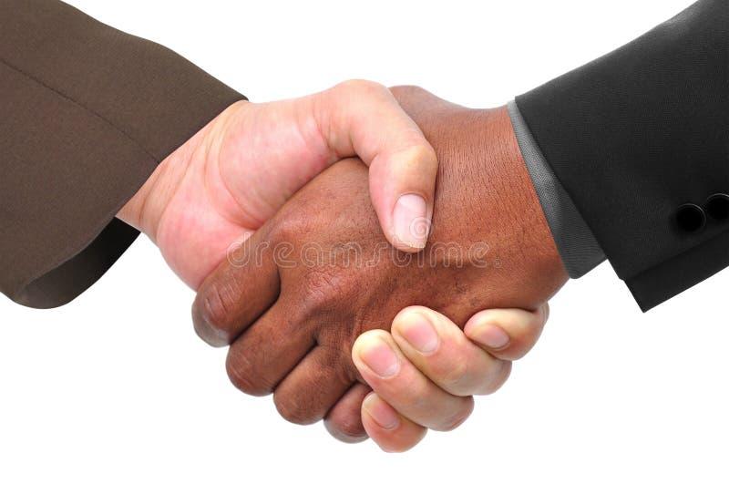 οι επιχειρηματίες δίνου στοκ φωτογραφία με δικαίωμα ελεύθερης χρήσης