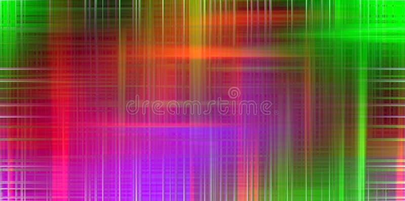 Οι ζωηρές γραμμές αντίθεσης, χρώματα, υπόβαθρο γραμμών, μαλακό μίγμα αντιπαραβάλλουν, αφηρημένη γραφική παράσταση αφηρημένη σύστα ελεύθερη απεικόνιση δικαιώματος