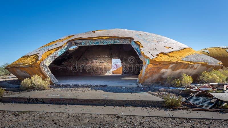 Οι θόλοι σε Casa Grande Αριζόνα στοκ φωτογραφία