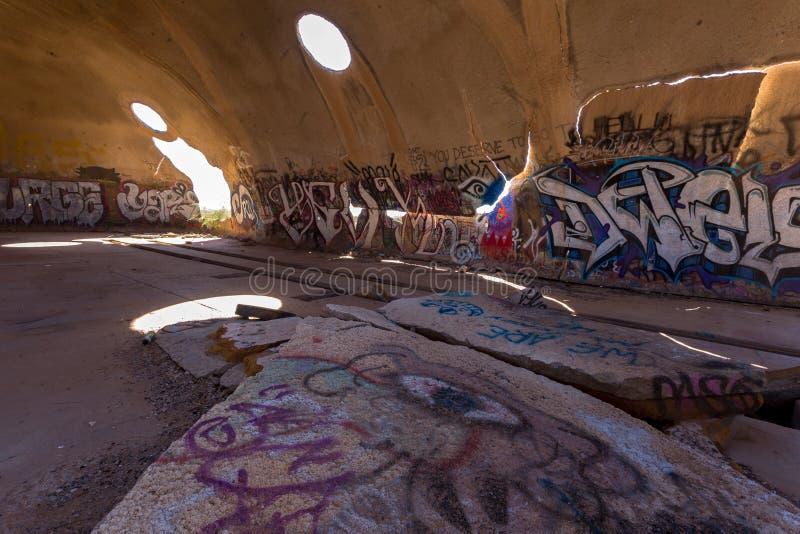 Οι θόλοι σε Casa Grande Αριζόνα στοκ φωτογραφία με δικαίωμα ελεύθερης χρήσης