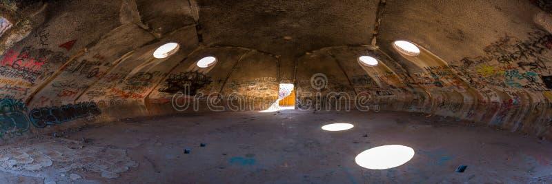 Οι θόλοι σε Casa Grande Αριζόνα στοκ εικόνα