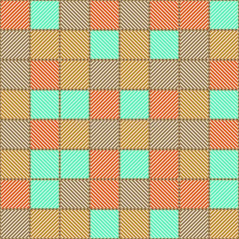 Οι διαγώνιες γραμμές χρώματος σχεδίων ελεύθερη απεικόνιση δικαιώματος