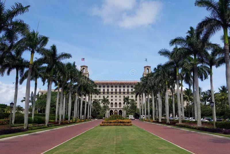 Οι διακόπτες - Palm Beach στοκ φωτογραφία
