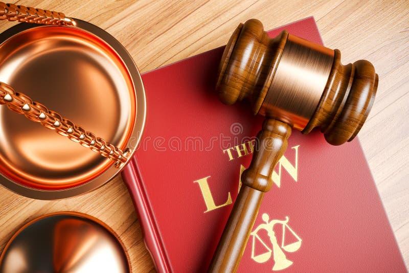Οι ιδιότητες του Δικαστηρίου r διανυσματική απεικόνιση