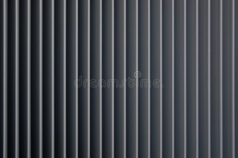 Οι κάθετες γραμμές διεξόδων κλείνουν επάνω το λευκό γκρίζο γκρίζο Μαύρο στοκ φωτογραφίες με δικαίωμα ελεύθερης χρήσης