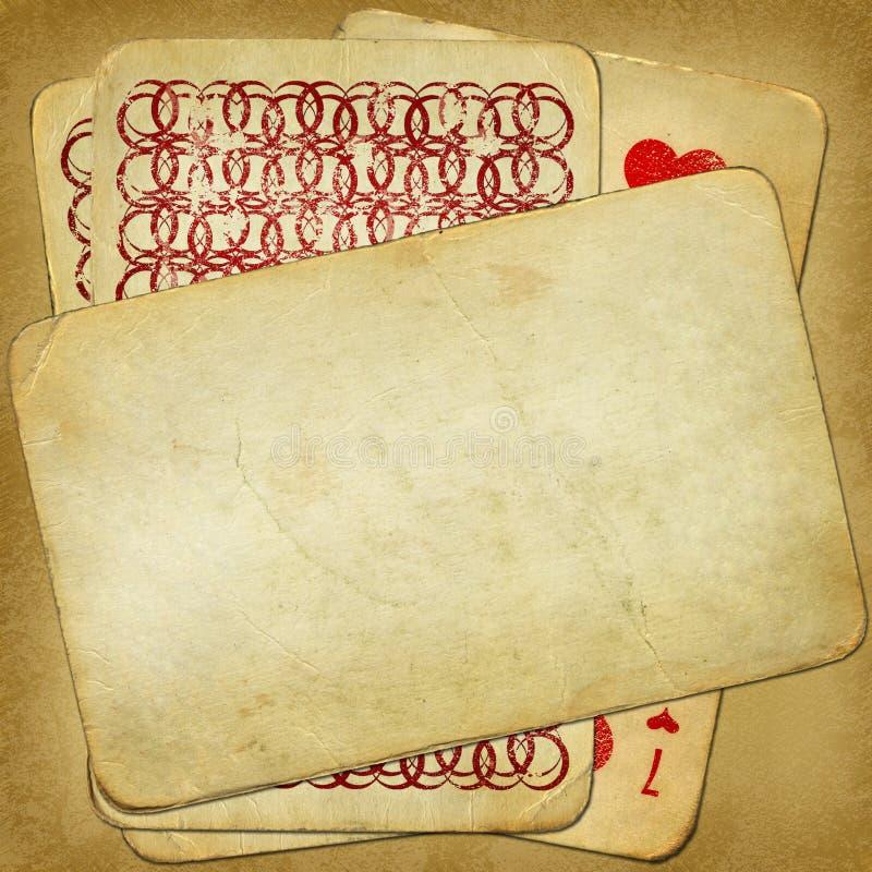 οι κάρτες σχεδιάζουν το διανυσματική απεικόνιση
