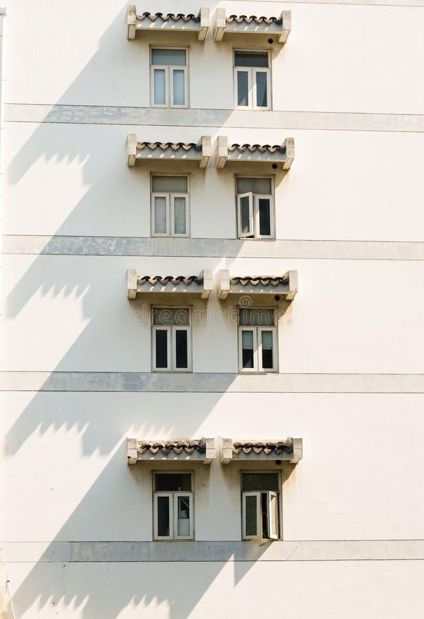 Οι καμμμένες σκιές στοκ φωτογραφία με δικαίωμα ελεύθερης χρήσης