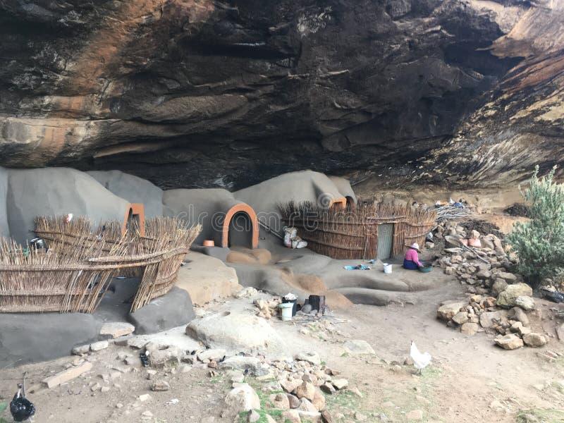 Οι κατοικίες σπηλιών Kome οι σπηλιές Kome στοκ φωτογραφίες
